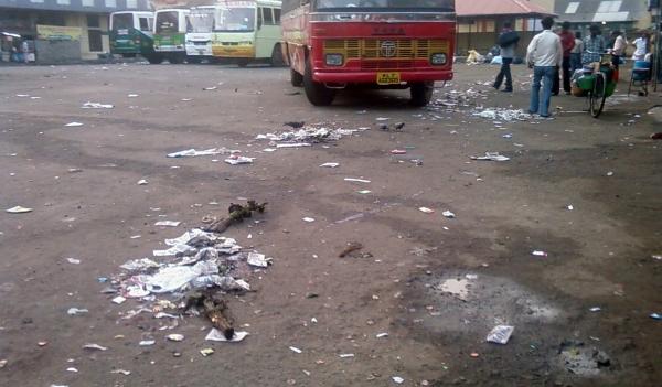 Kaloor Bus Stand