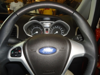 Ford Ecosport Steering
