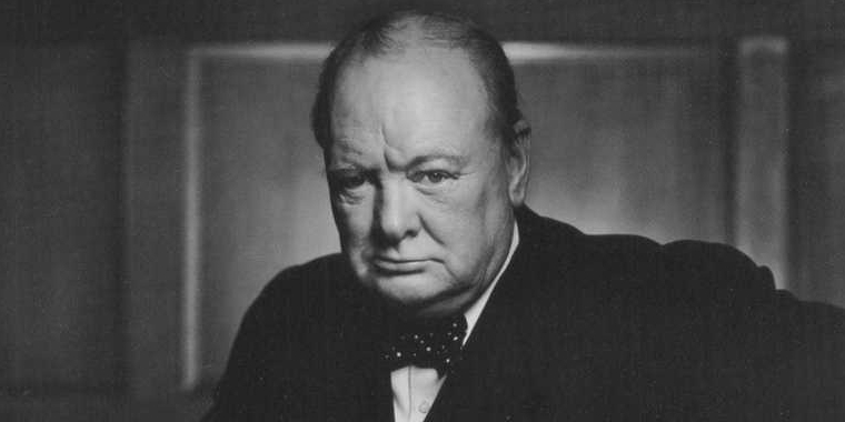 What Sir Winston Churchill Really Said