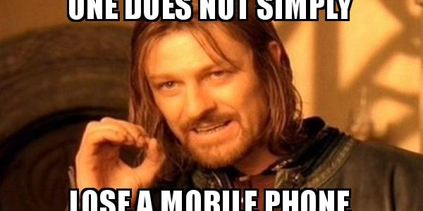 One Does Not Simply Meme