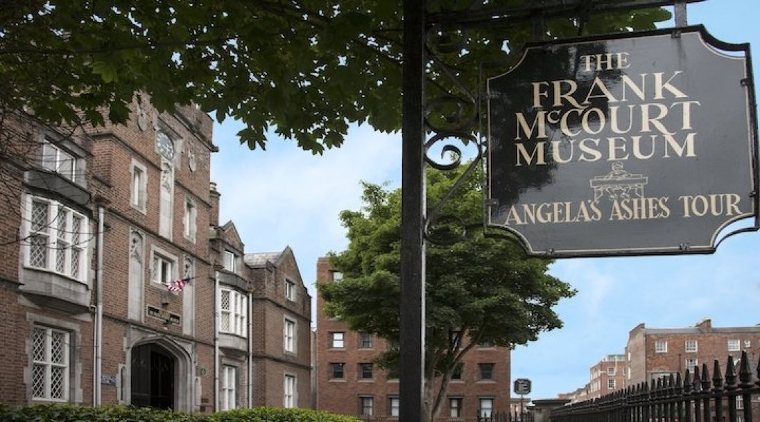 Tough Limerick Bounces Back Frank McCourt Museum