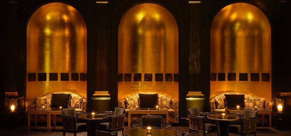 London cocktails September 2017 Beaufort Bar Savoy
