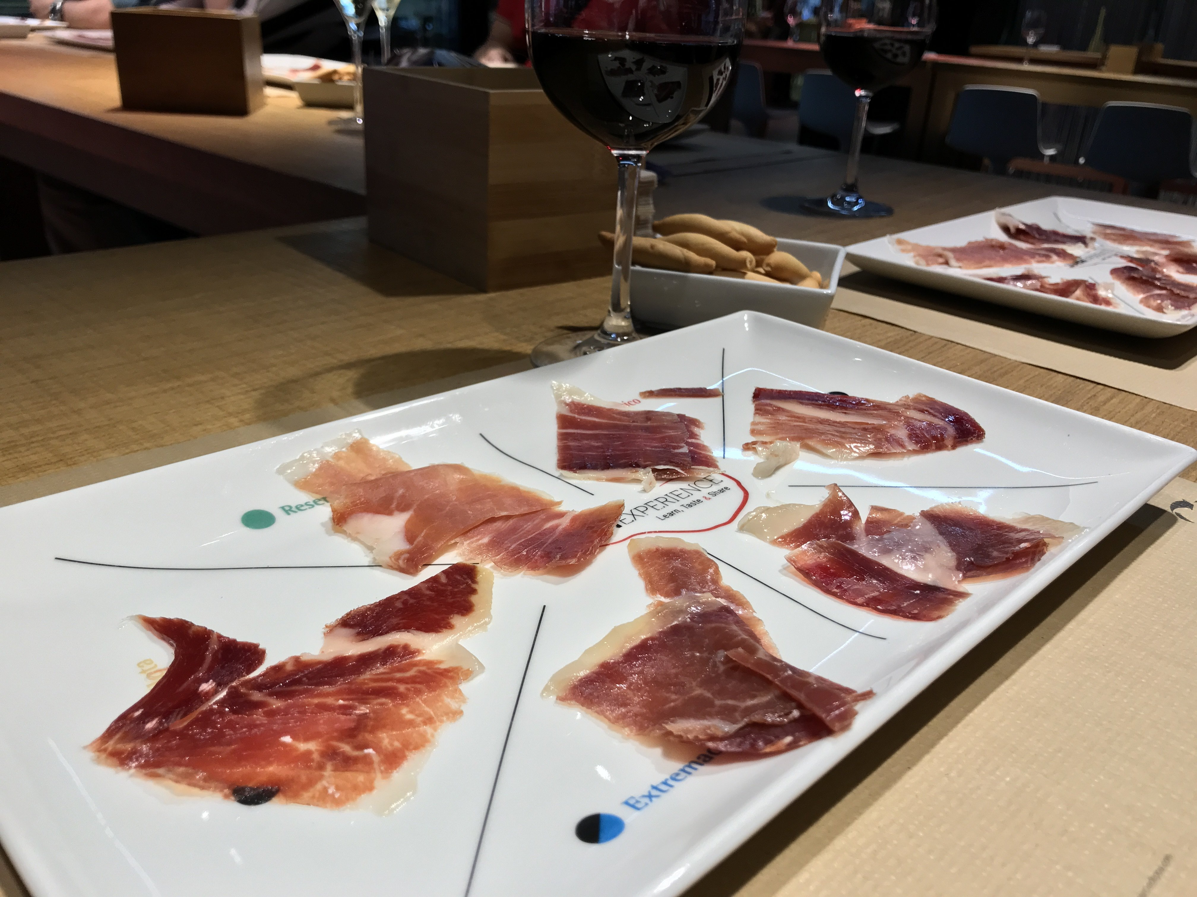 LGBT travel guide Barcelona - Jamon experience