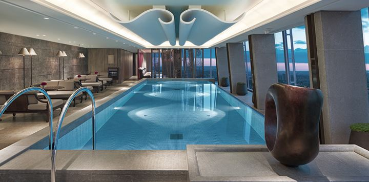 Shangri-La The Shard London luxury hotel