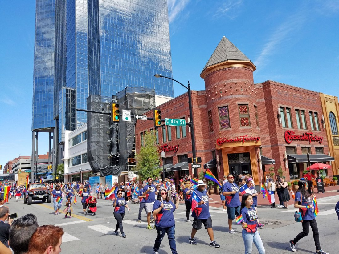 5 alternative LGBT friendly cities in the US Fort Worth Texas
