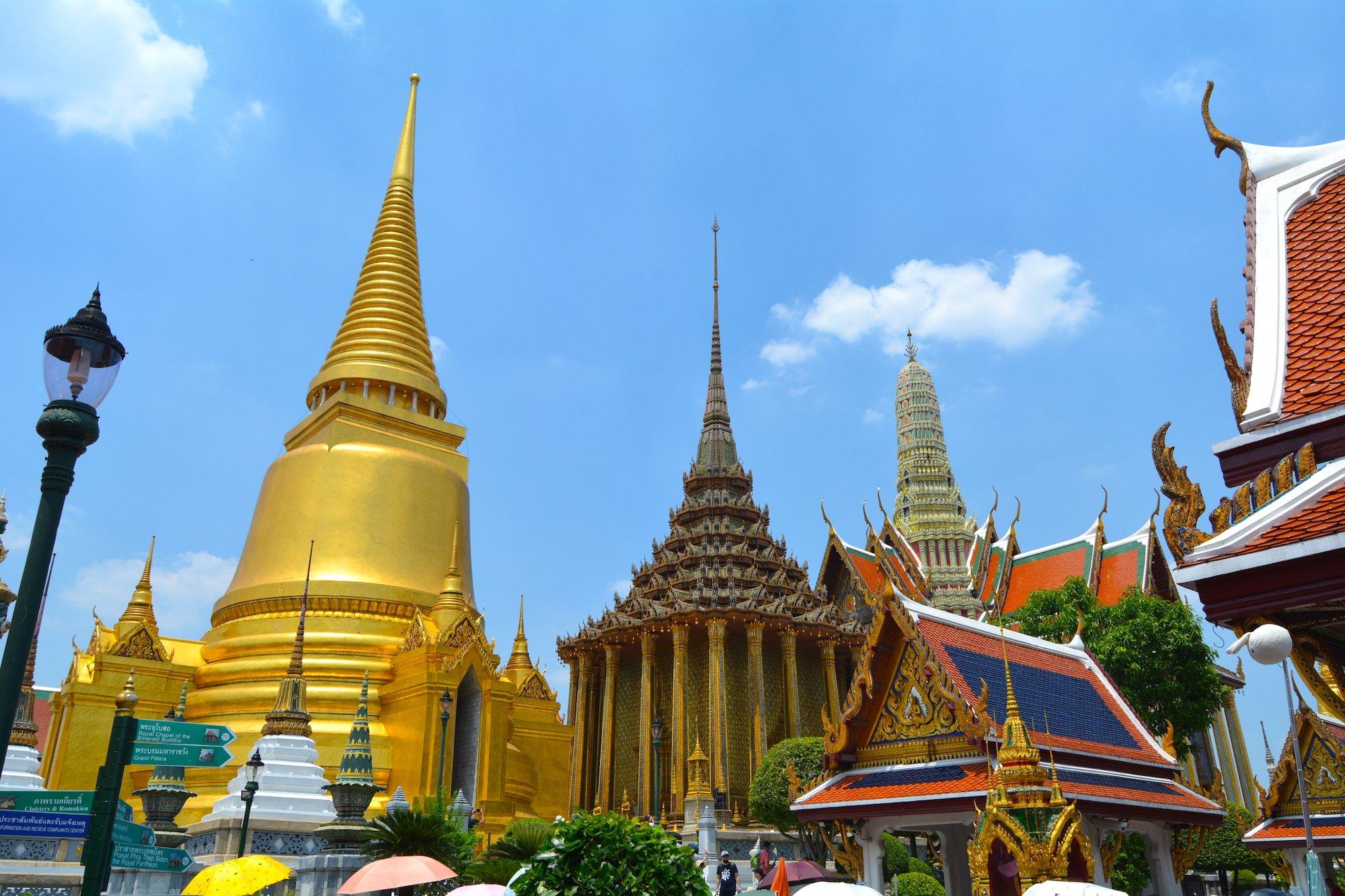 LGBT Travel Guide Bangkok Grand Palace