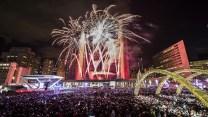 جشن سال نو میلادی - تورنتو ( کانادا )