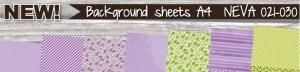 de paarse en de groene serie achtergrond vellen