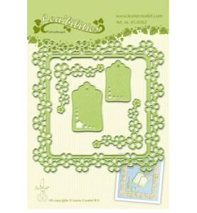 lcr45.0362 Lea'bilitie - Flower frame