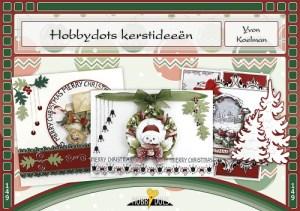 Hobbydols 149 - Hobbydots kerstideeën