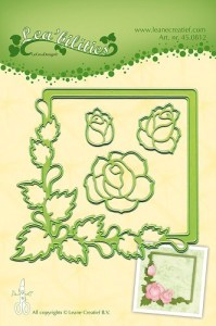 Snijmal roses