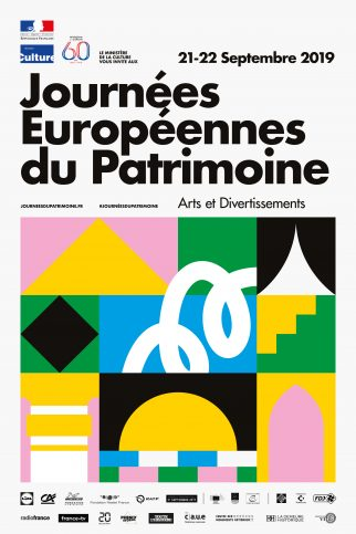 Affiche-JEP-2019 arts divertissement