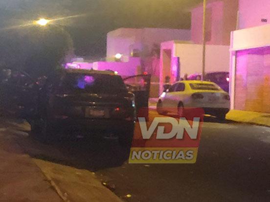 Intentan asesinar a una pareja, en Villa de Álvarez