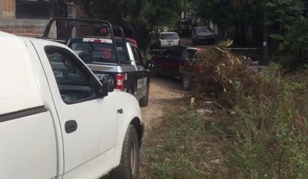 Ejecutan a dos hombres en El Colomo, en Manzanillo