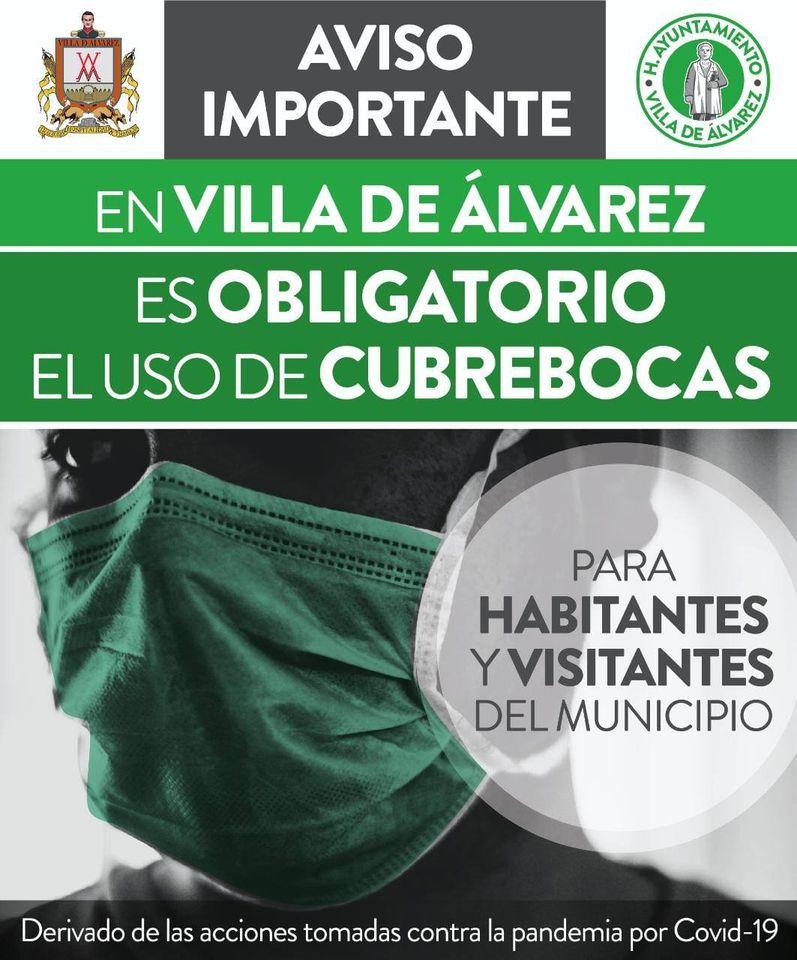 Felipe Cruz pide a villalvarenses intensificar medidas preventivas contra Covid