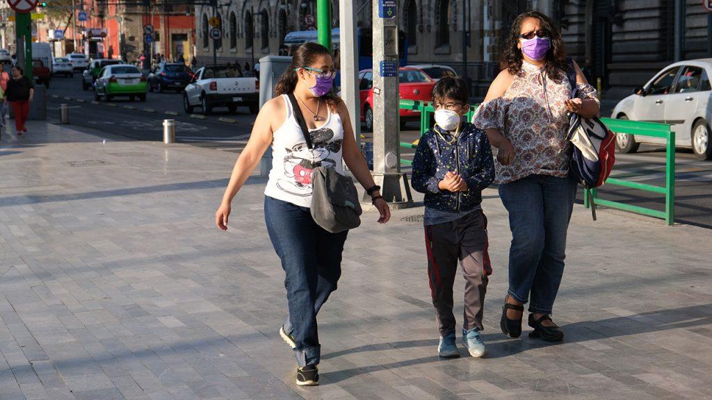 Más de 17 mil mexicanos se contagiaron de Covid-19 en las últimas 24 horas