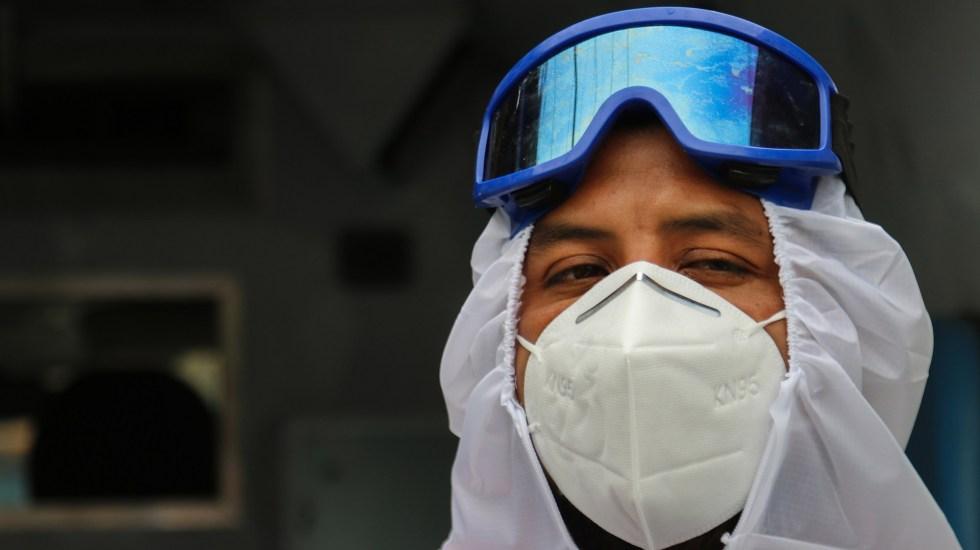 México vive su peor día de contagios y muertes por COVID-19