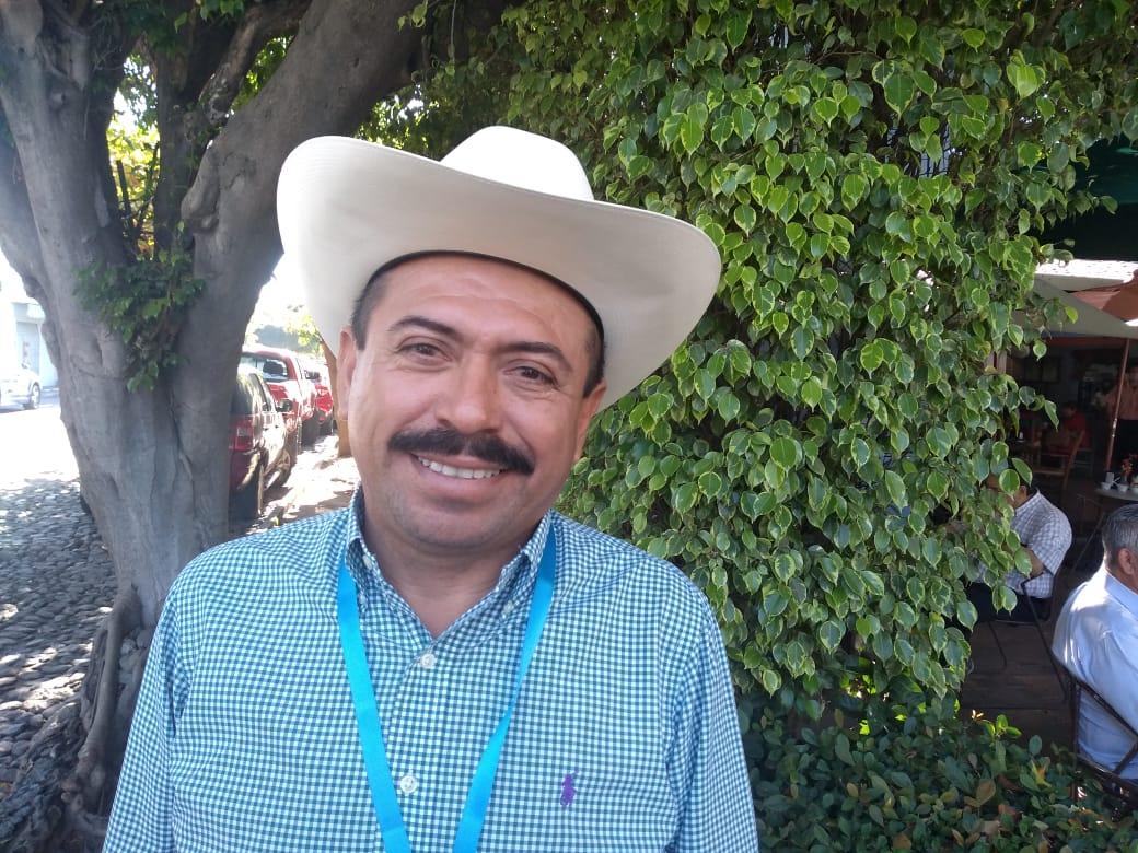 Rafael Mendoza tiene las puertas abiertas de Fuerza por México: J Guadalupe García