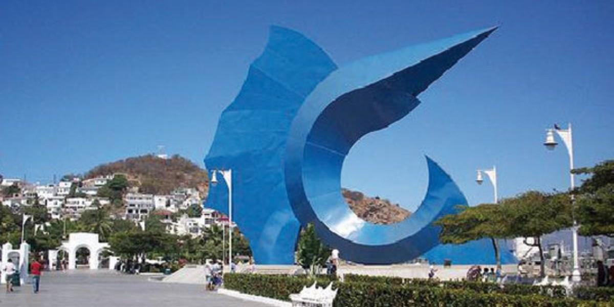 Columna   Puerto, Arena y Mar