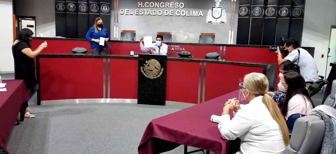 Se pospone comparecencia de la Titular de la Comisión de Búsqueda de Personas en Colima