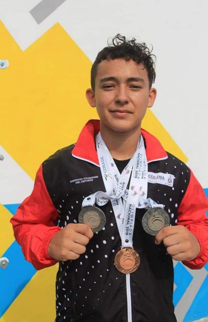 Participará halterista Ignacio Guanche en Copa Panamericana Sub 17 y Open Colombia