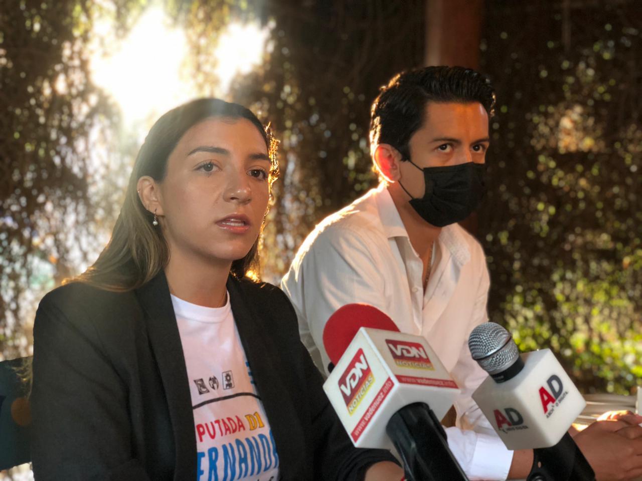 Denuncia candidata intimidación y violencia de género; presentará denuncia