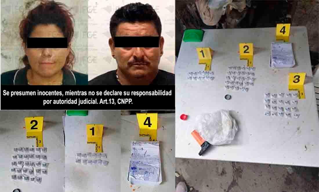En Manzanillo FGE asegura más droga