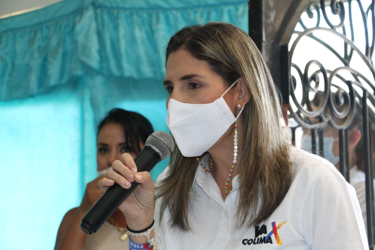 Festival del Volcán incluirá a comunidades rurales: Margarita Moreno