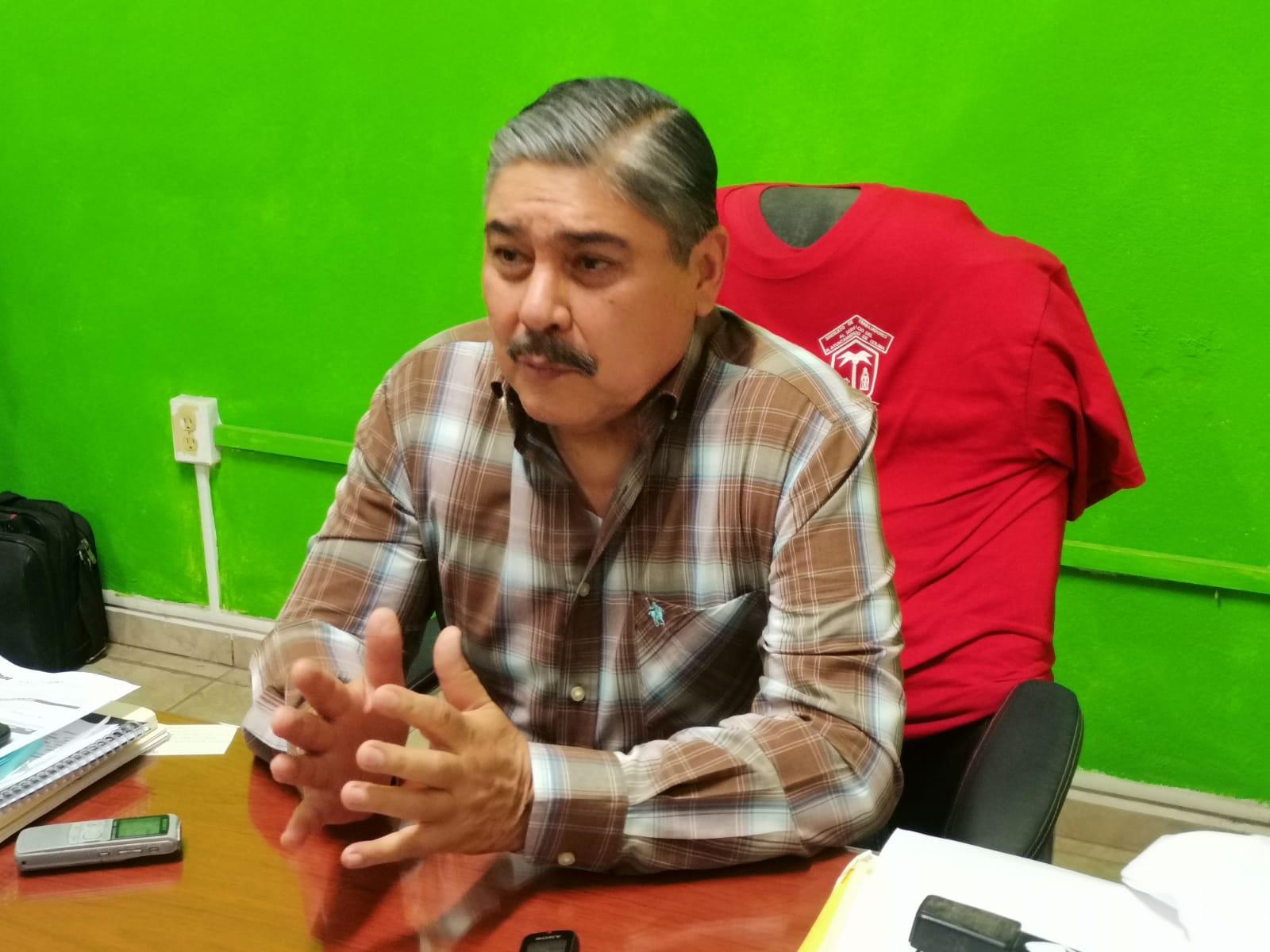 Podría colapsar la recolección de basura en Colima, en los próximos días: Arturo León
