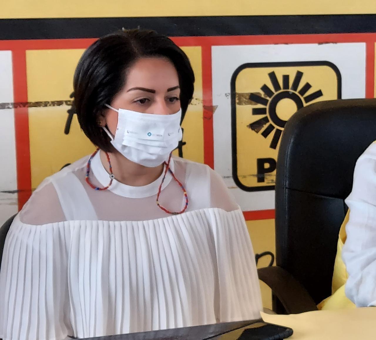 Seré diputada por el PRD, pero trabajaré de manera conjunta con PRI y PAN: Lizzie Moreno