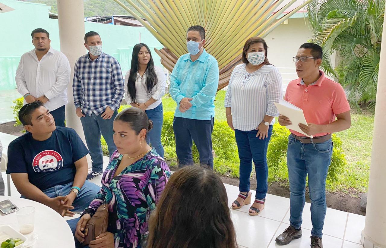 Agradece Panal Colima a su militancia