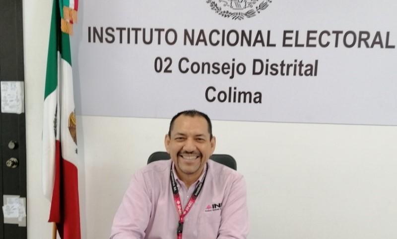 Instalará INE 159 mesas receptoras en el distrito 02 para la Consulta Popular