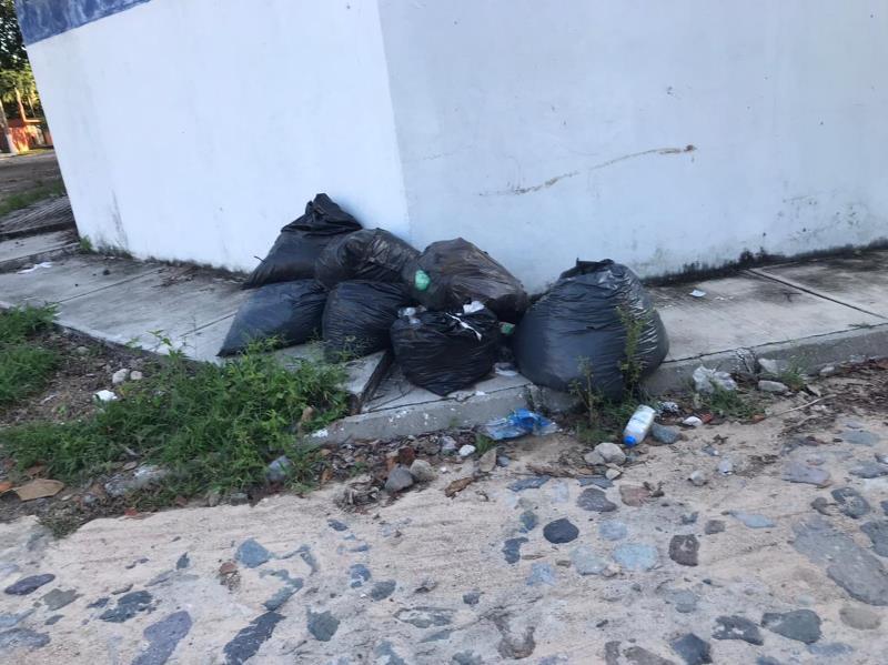 Señalan incumplimiento del servicio de recolección de basura en Marabasco