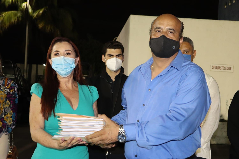 Lograr la paz y la calma, la meta en seguridad para la Villa: Tey Gutiérrez