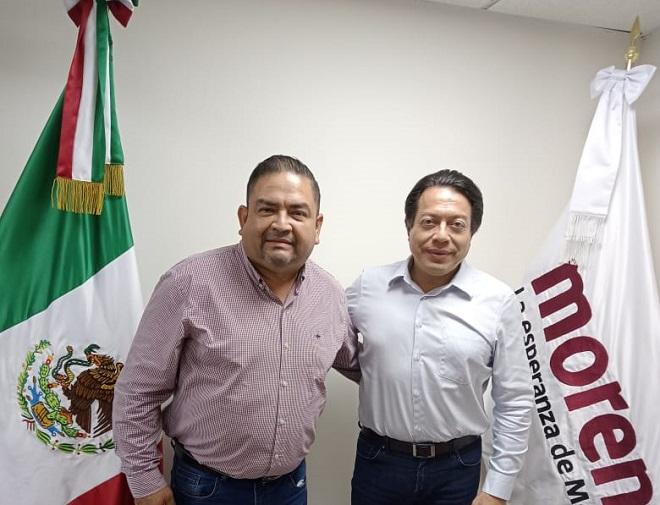 Memo Toscano continuará gestionando y trabajando en beneficio de Villa de Álvarez