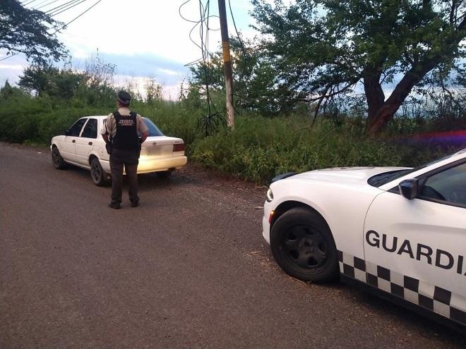 Guardia Nacional asegura 34 vehículos y detiene a 15 personas en diferentes puntos carreteros de Colima