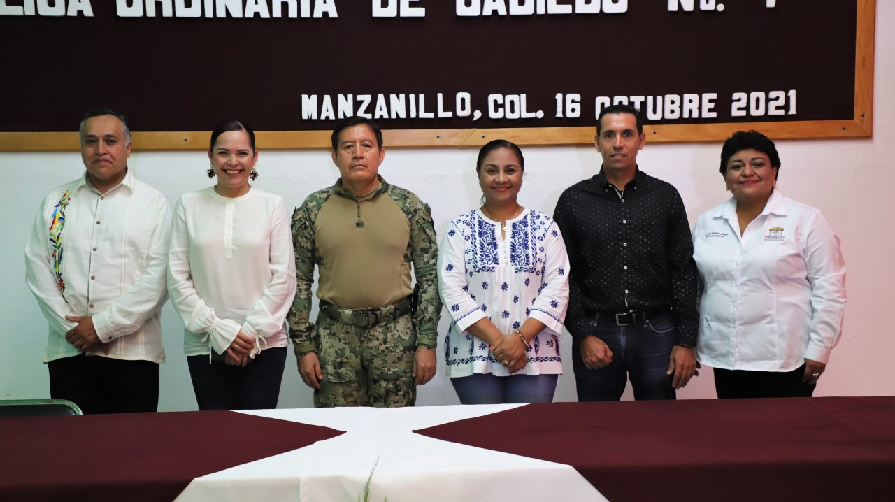 Nombra Cabildo de Manzanillo a funcionarios de primer nivel del ayuntamiento para la administración 2021-2024