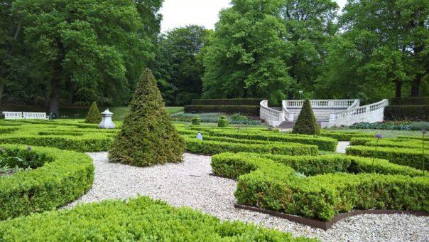 Oudhollandse tuin in Clingendael