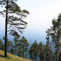 Le lac Baïkal et son trail
