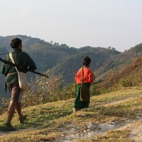 #Cliché n°2 : sur les chemins de Birmanie