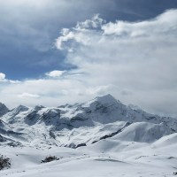 Trek circuit des Annapurnas : col du Thorong La