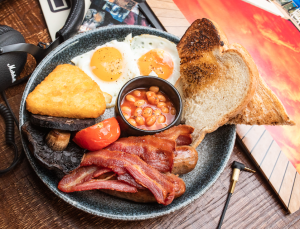 Get A Proper Full English Breakfast With Bottomless Booze This Weekend In Manchester