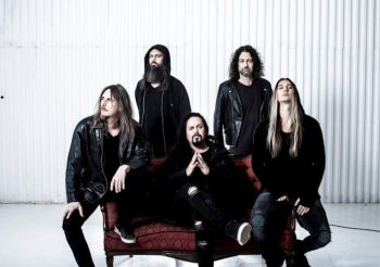 Swedish Prog-Metal Band Evergrey Continue to Build North American Audience
