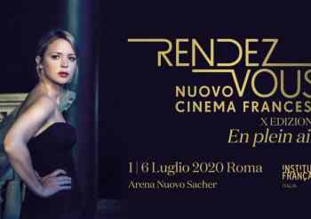 Rendez-vous – French Film Festival in Rome 2020