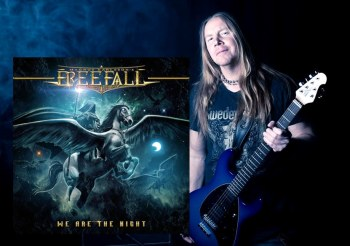 Magnus Karlsson's Free Fall Enlists Top Vocalists on New Album – We Are The Night