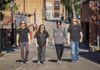 Talented Young California Rockers Red Voodoo Release First Music