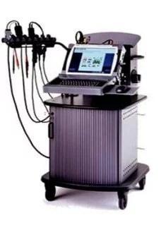 station de diagnostic