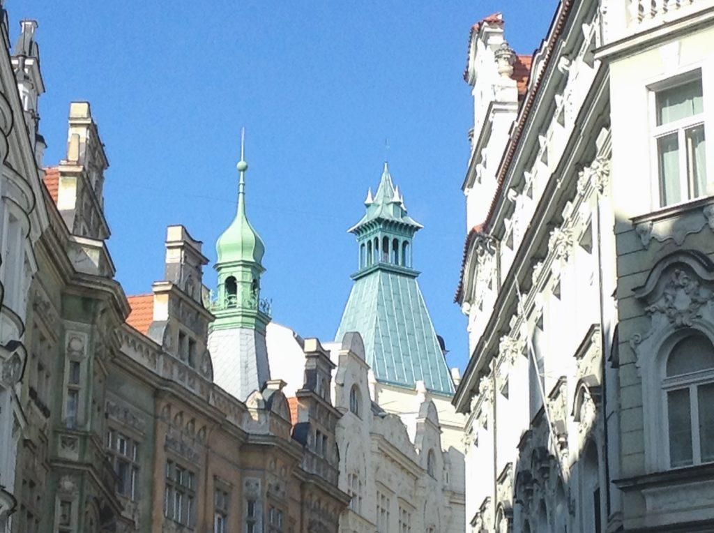 Quartier juif de Prague