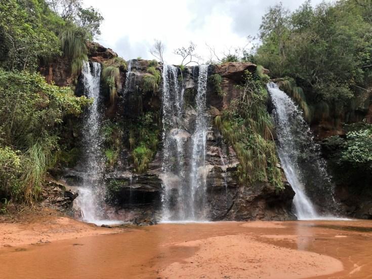 Las cascadas de Cuevas Samaipata