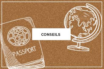 Conseils pour préparer un tour du monde